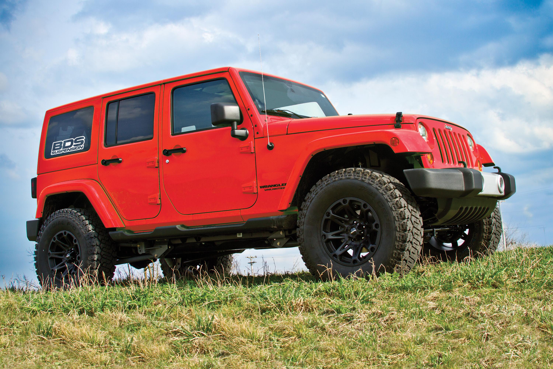 6 5 Long Arm Lift Kit Jeep Jk