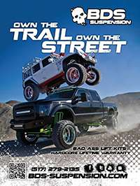 BDS Suspension | Own the trail own the street