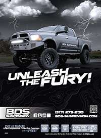 BDS Suspension | Unleash the Fury