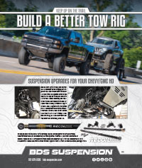 BDS Suspension | Build a Better Tow Rig