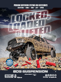BDS Suspension | Locked, Loaded & Lifted