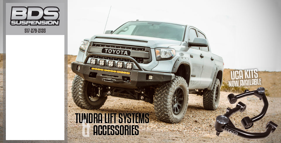 Suspension Lift Kits | BDS Suspension | Jeep Chevy Ford Dodge Toyota