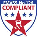 FMVSS No.126 compliant
