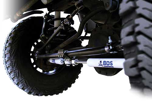 Tab Ford Steering Stabilizers | BDS Suspension