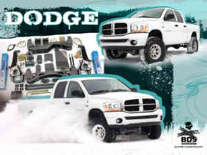 Free Dodge Off Road Desktop Wallpaper