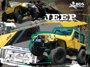 Free Jeep Off Road Desktop Wallpaper