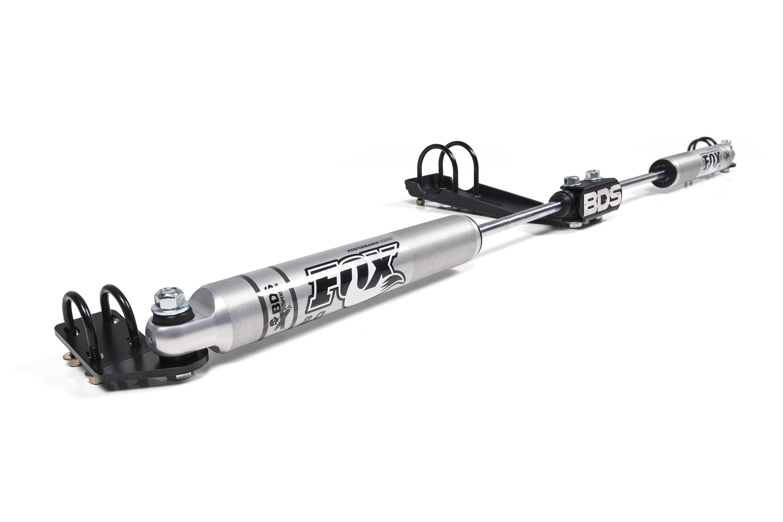 JK Dual 5500 Steering Stabilizer Kit