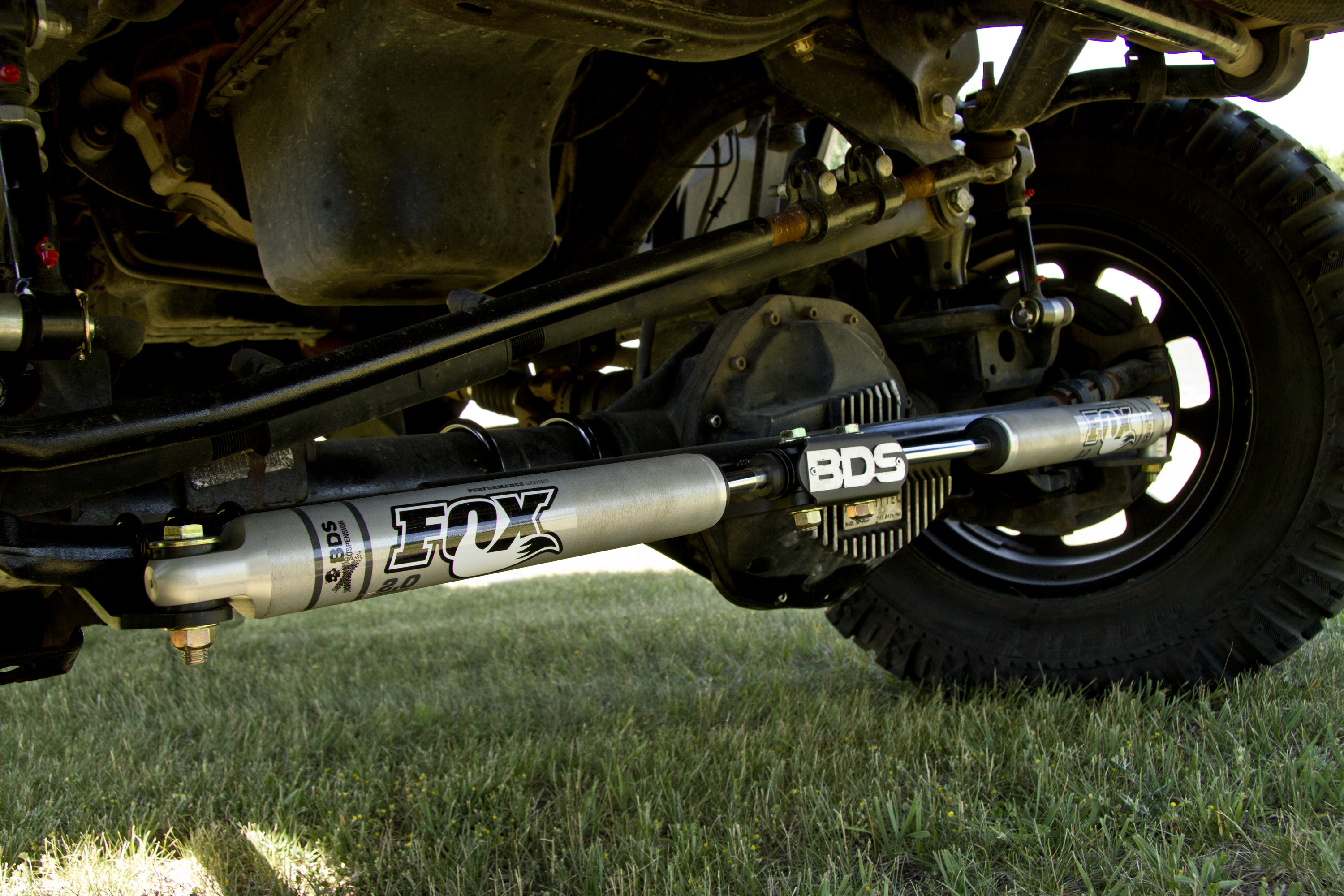 Jeep Death Wobble >> BDS Dual Steering Stabilizer Kit for '03-13 RAM 2500/3500