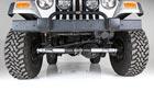 Jeep Wrangler dual stabilizer kit