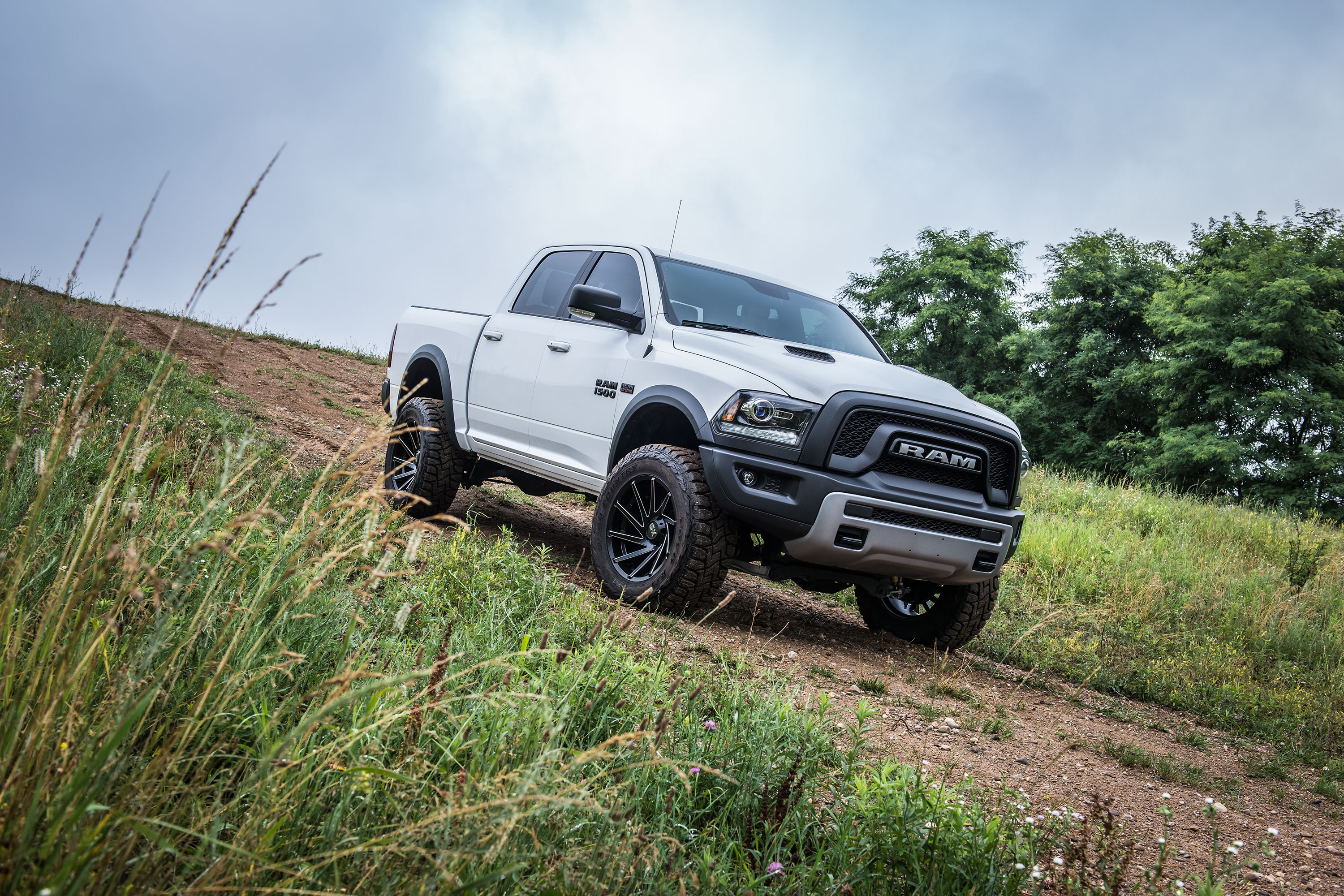 2017 Ram 1500 Lift Kits Available Now