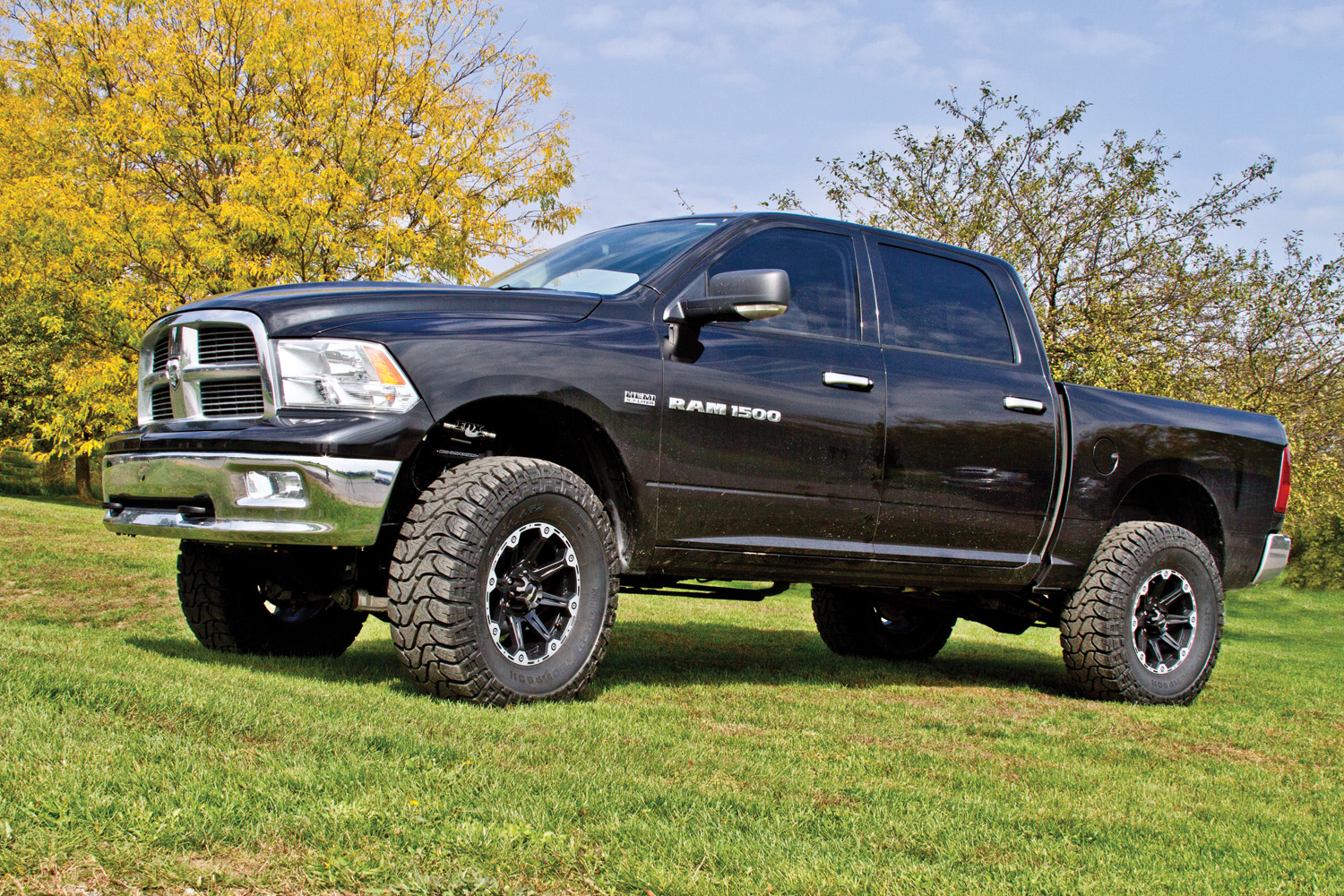 Lifted Ram Ecodiesel >> BDS PR #140: 09-13 Dodge Ram 1500 6'' Lift Kit w/ Fox Coil-Overs