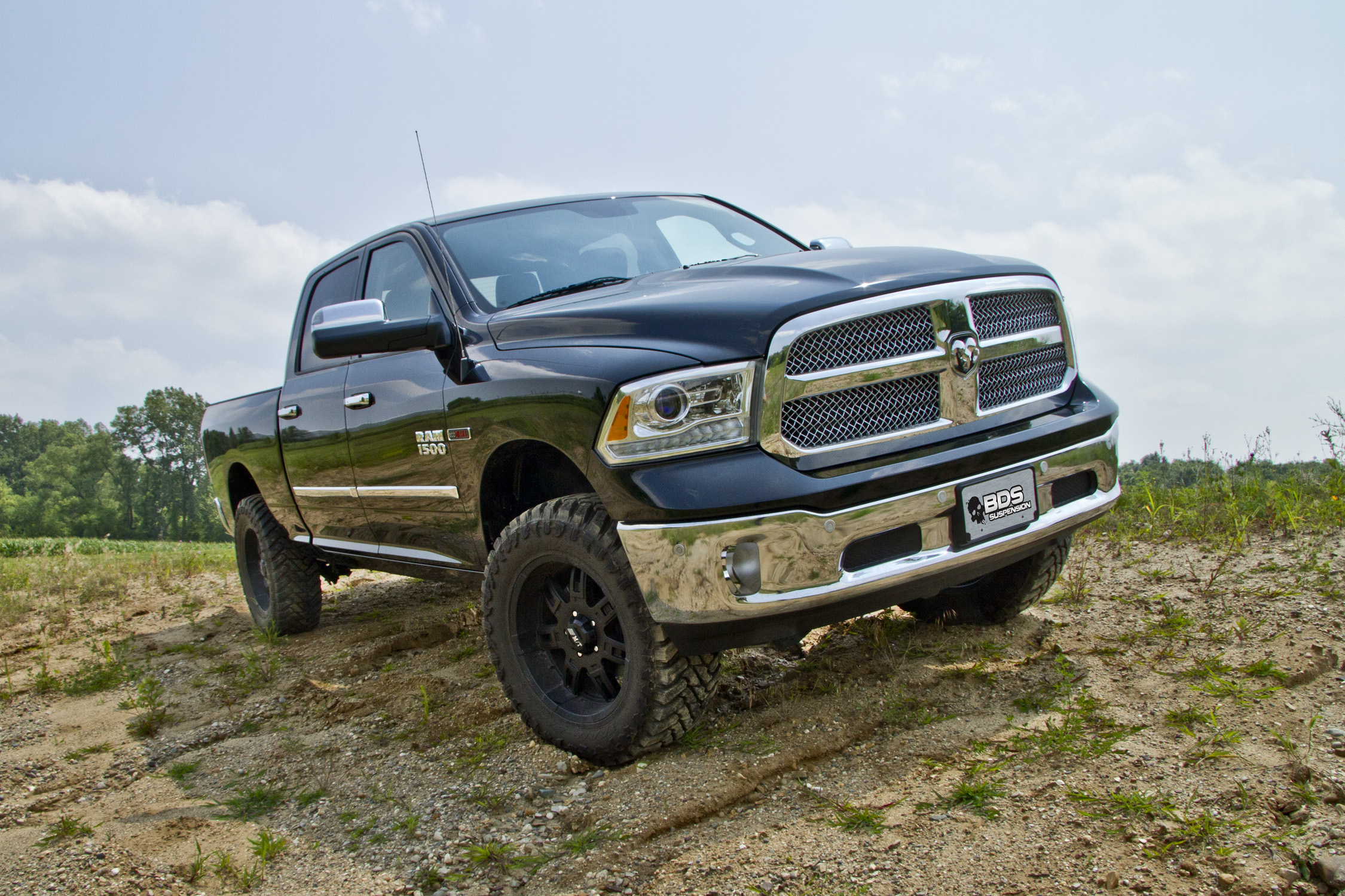BDS Suspension 2014 RAM 1500 EcoDiesel Lift Kits