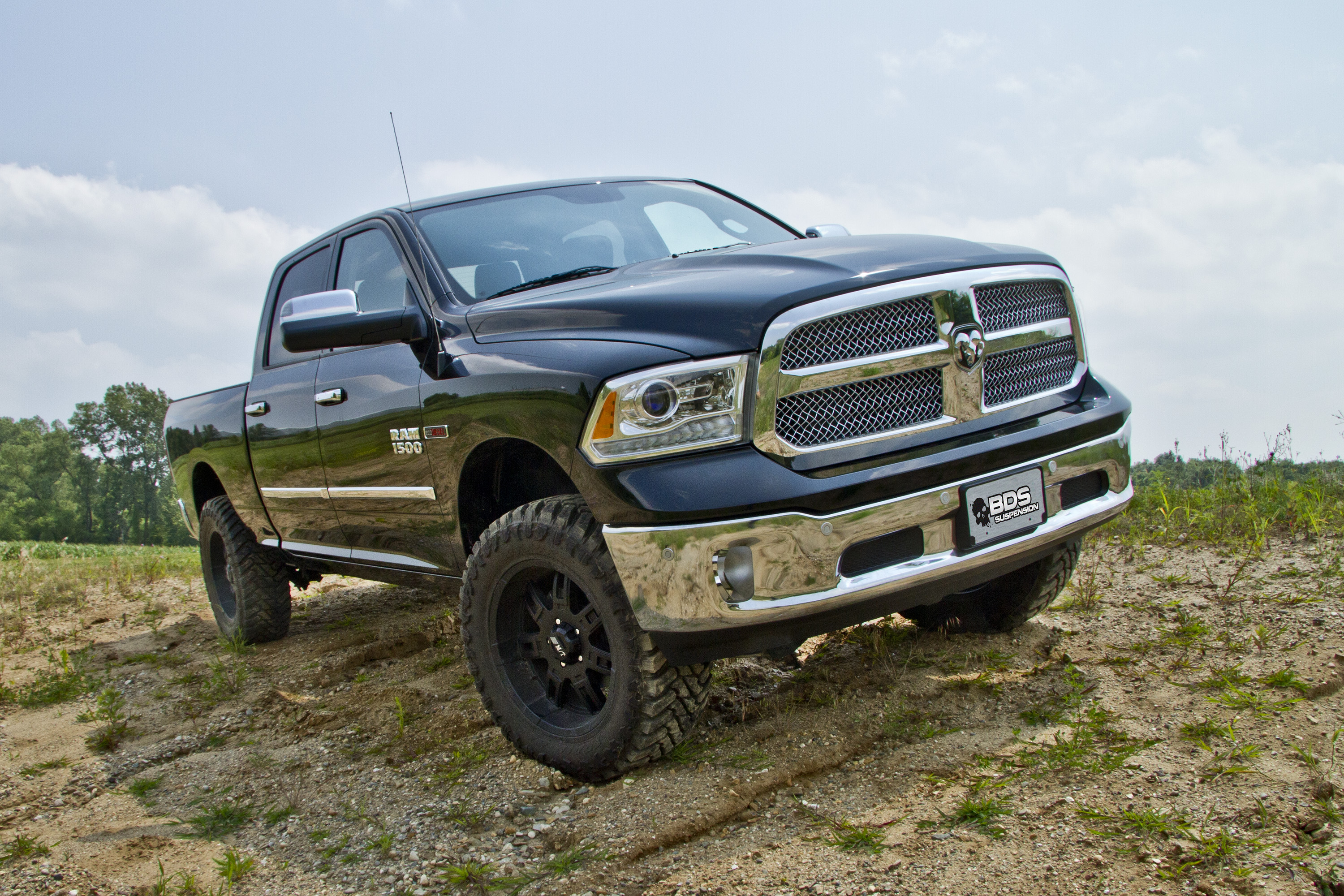 ram a - Dodge Truck 2015 Lifted
