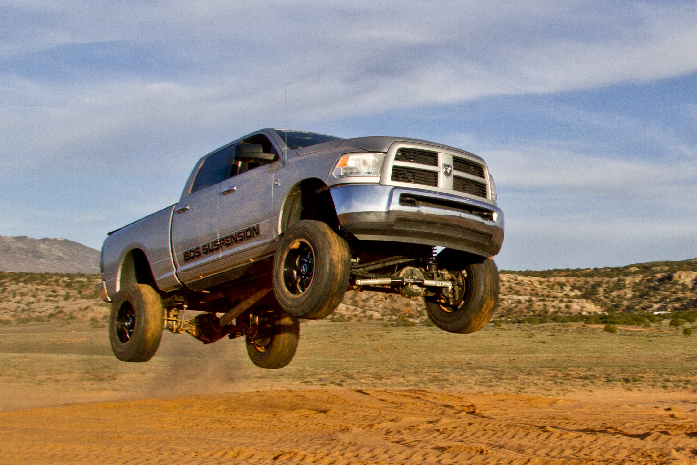 Ram 2500 6 Coilover Conversion Long Arm System By Bds 2012 Dodge Inch Lift Press Release 183