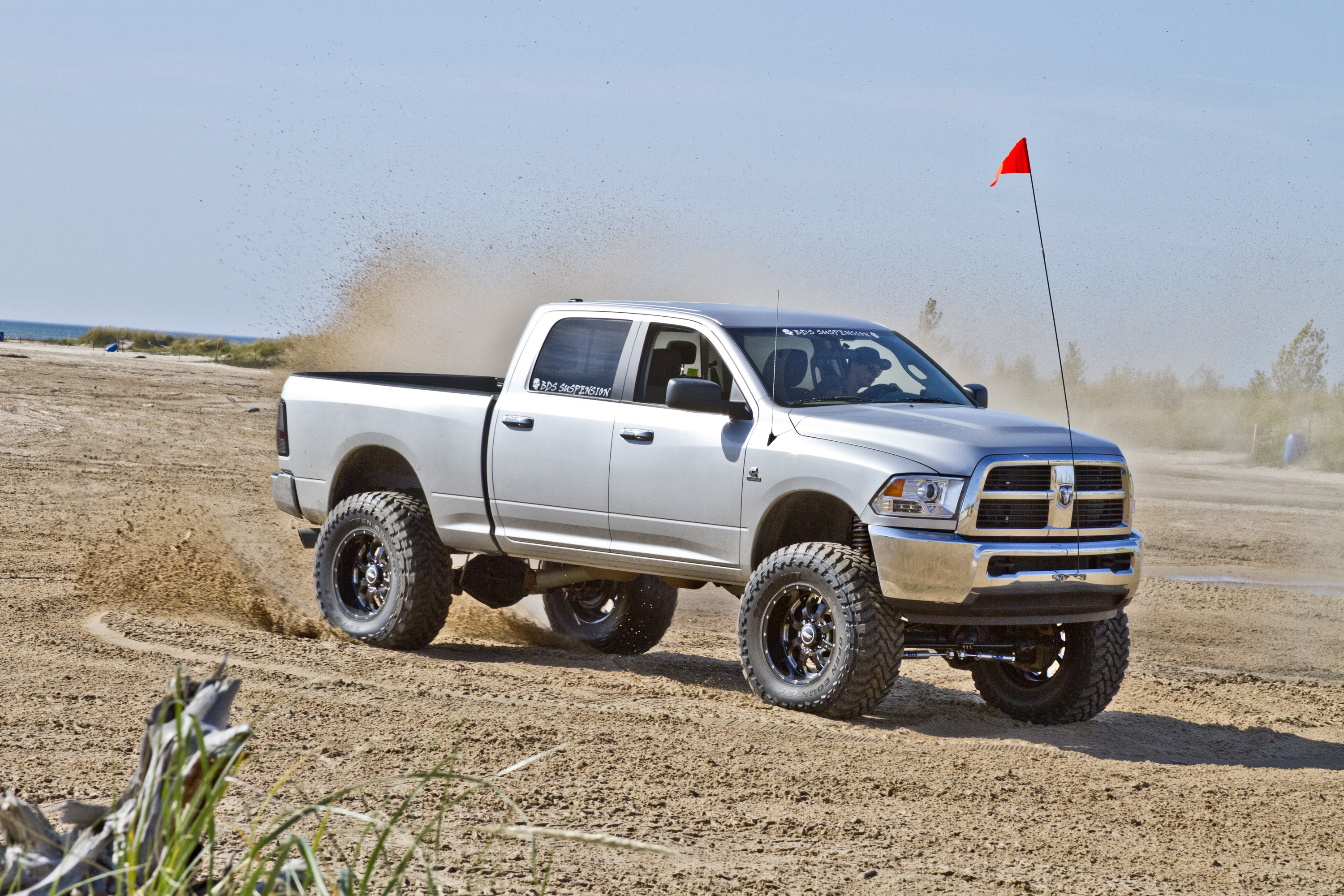 Dodge Ram 2500 Coilover Upgrade Kits Suspension W 8 System