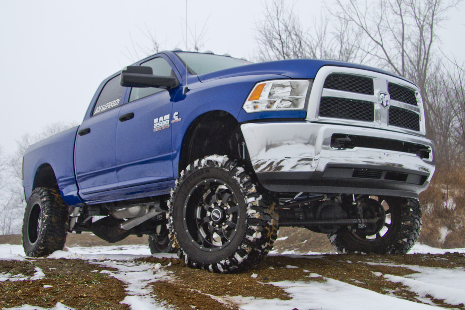 hires image dodge_2500_14b_6injpg - Dodge Ram 2014 Lifted