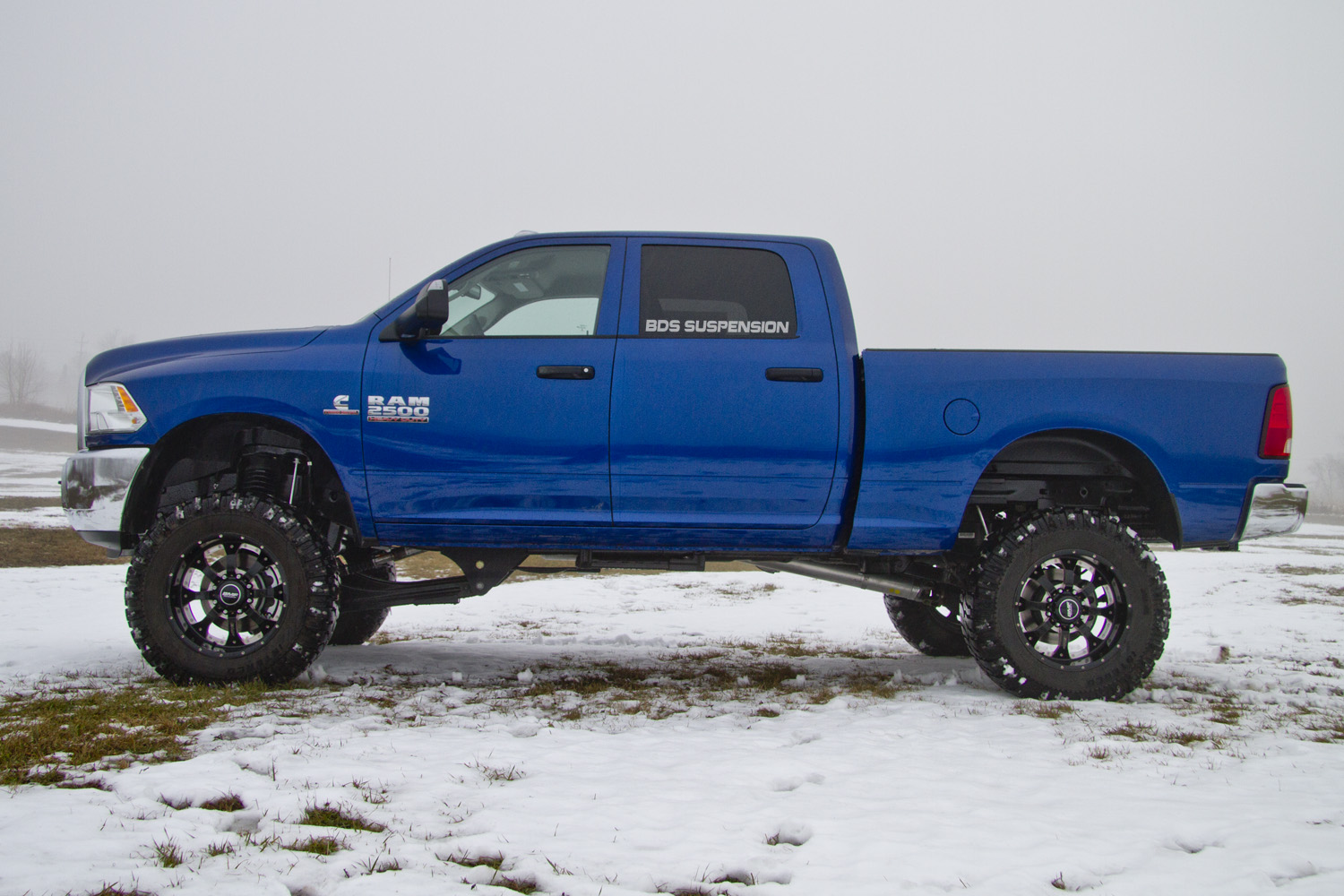 hires image dodge_2500_14b_6in_ajpg - Dodge Ram 2014 Lifted