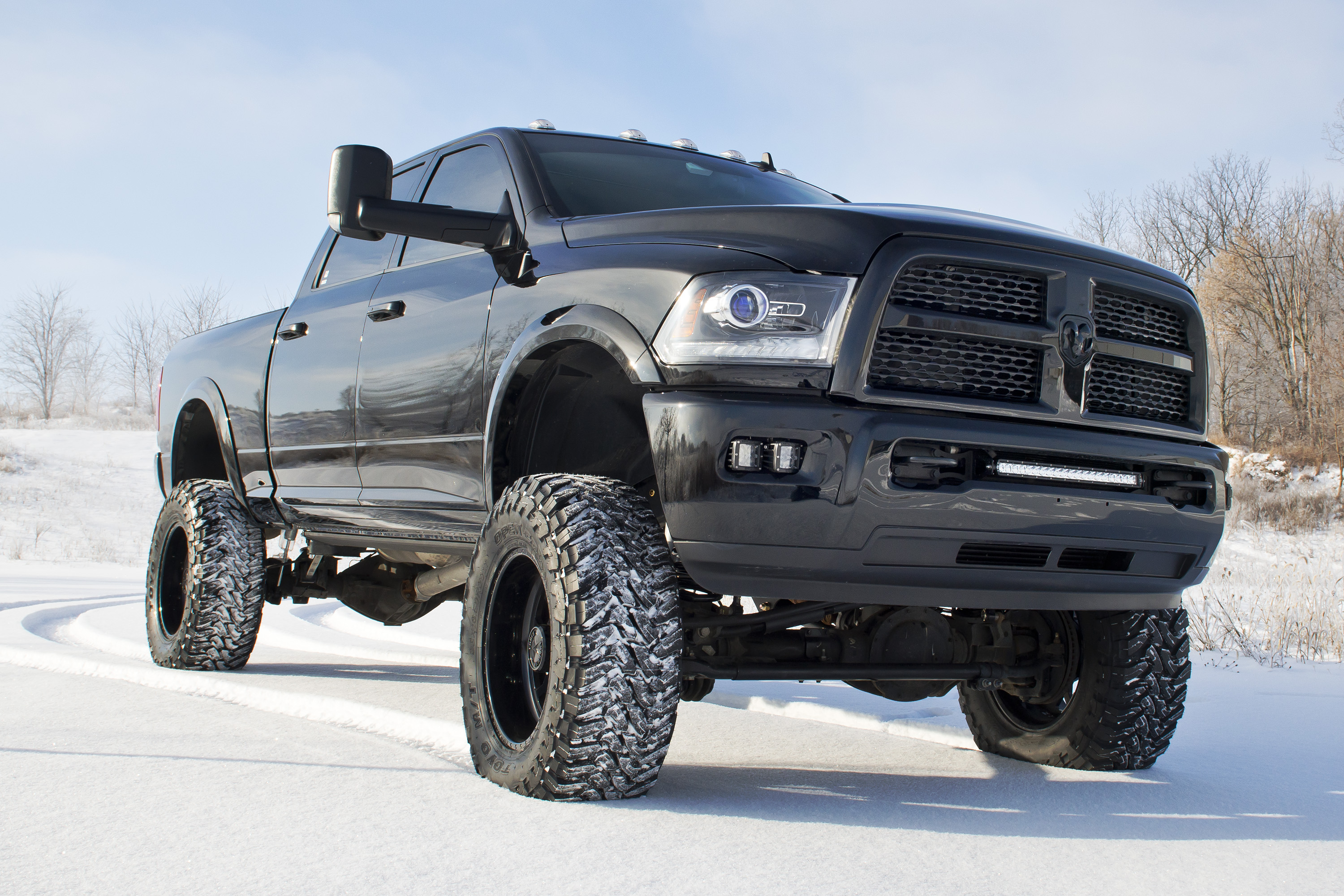 2015 ram 2500 - Dodge Truck 2015 Lifted