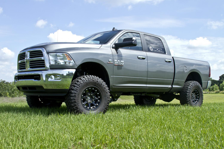 "Progressive Dodge >> Press Release #151: First To Market 2013 Dodge Ram 3500 4"" Lift Kit | BDS"
