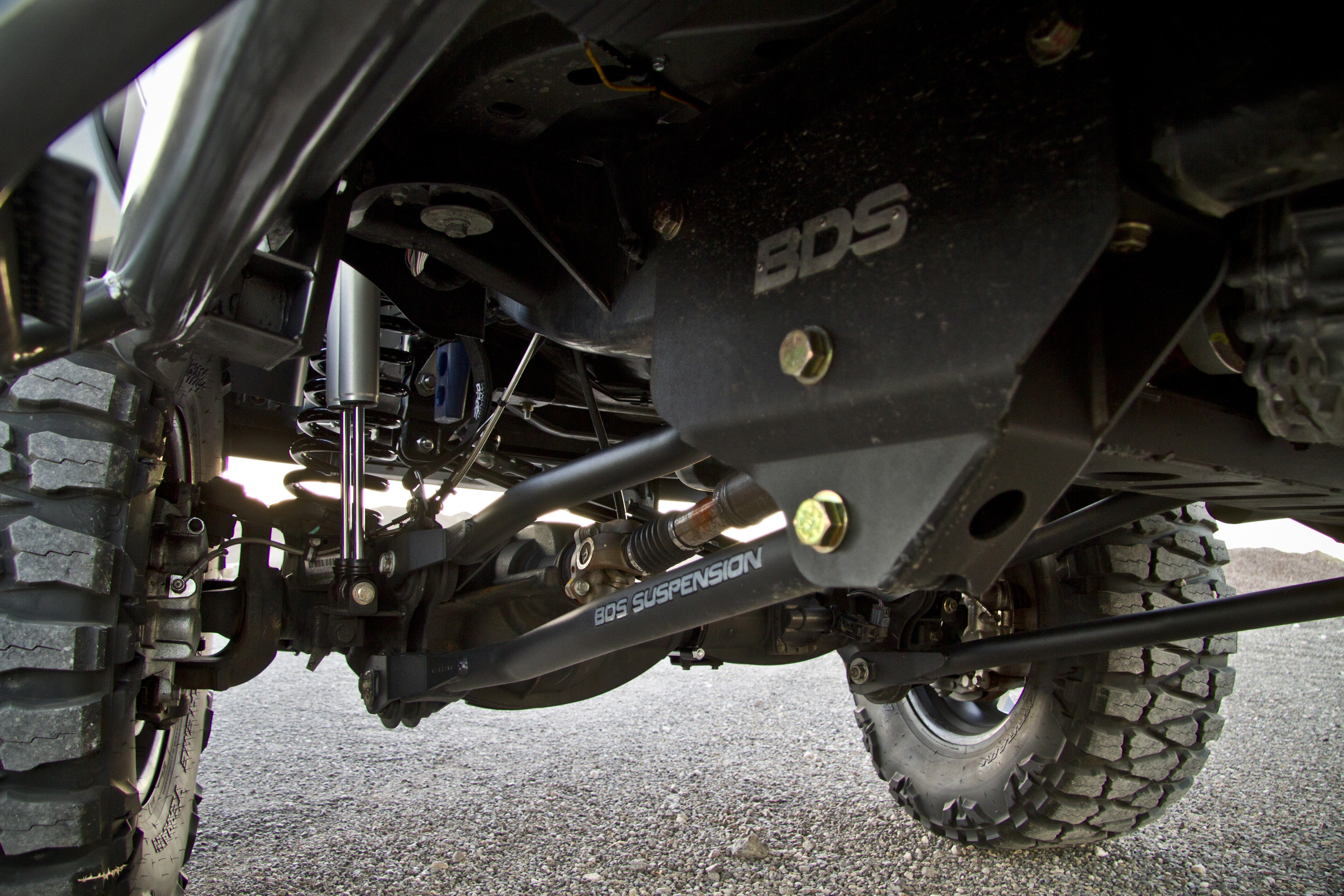 New Ram 2500 3500 4 Link Conversion Kit By Bds