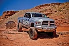 Dodge Ram 2500 at Moab