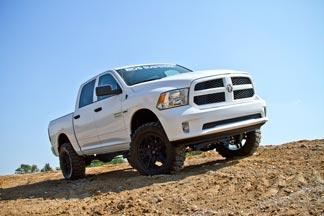 6 suspension lift - Lifted Dodge Ram 2013