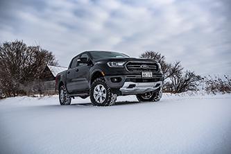 """2019 Ford Ranger 2"""" Leveling Kits"""