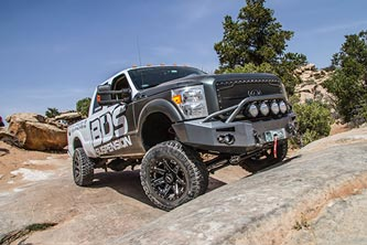 Ford Super Duty Coilover Kit