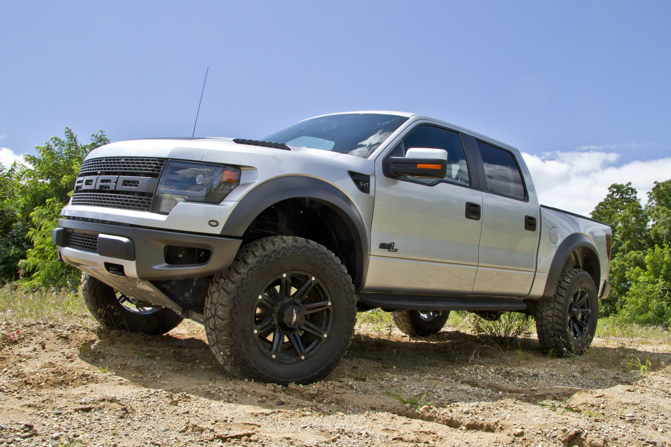 Ford F150 Raptor 4 Lift Kit