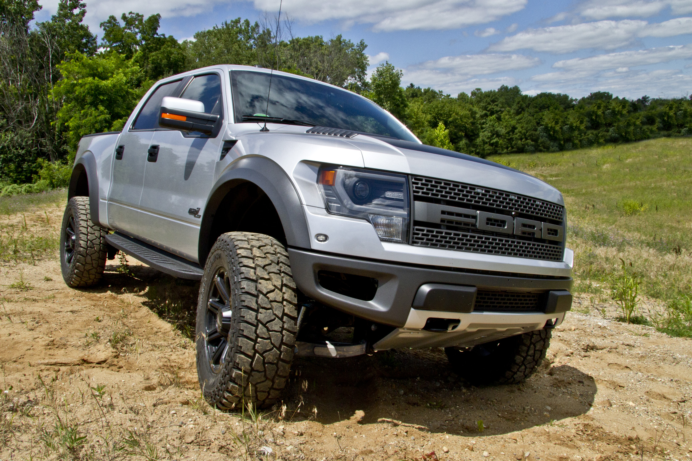 2017 Ford F150 Lifted >> Ford F150 Raptor 4'' Lift Kit