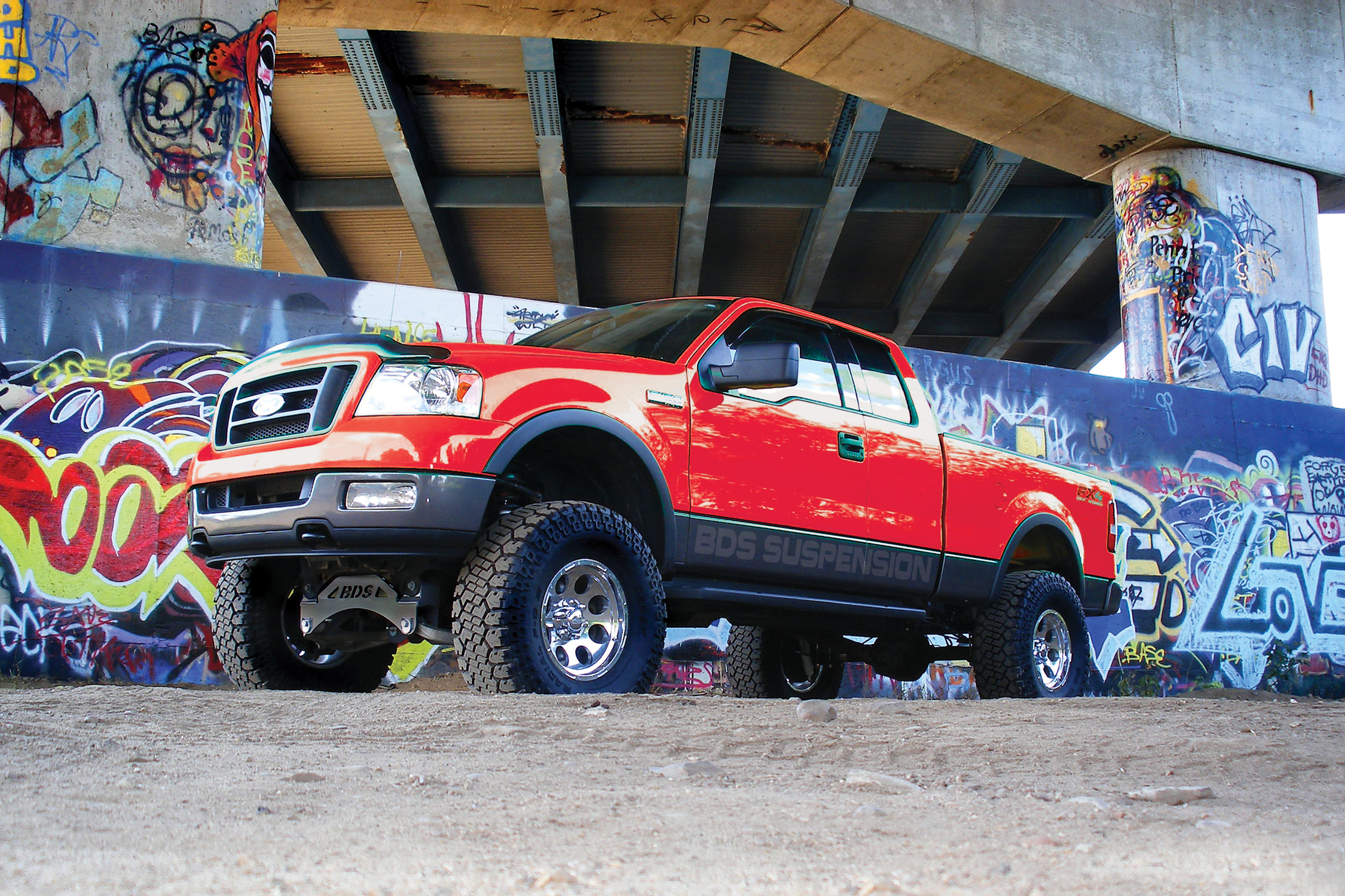 Bds 6 8 Lifts For 2004 2008 Ford F150 4wd Trucks Toyota Truck Lifted Press Release 190 And Suspension