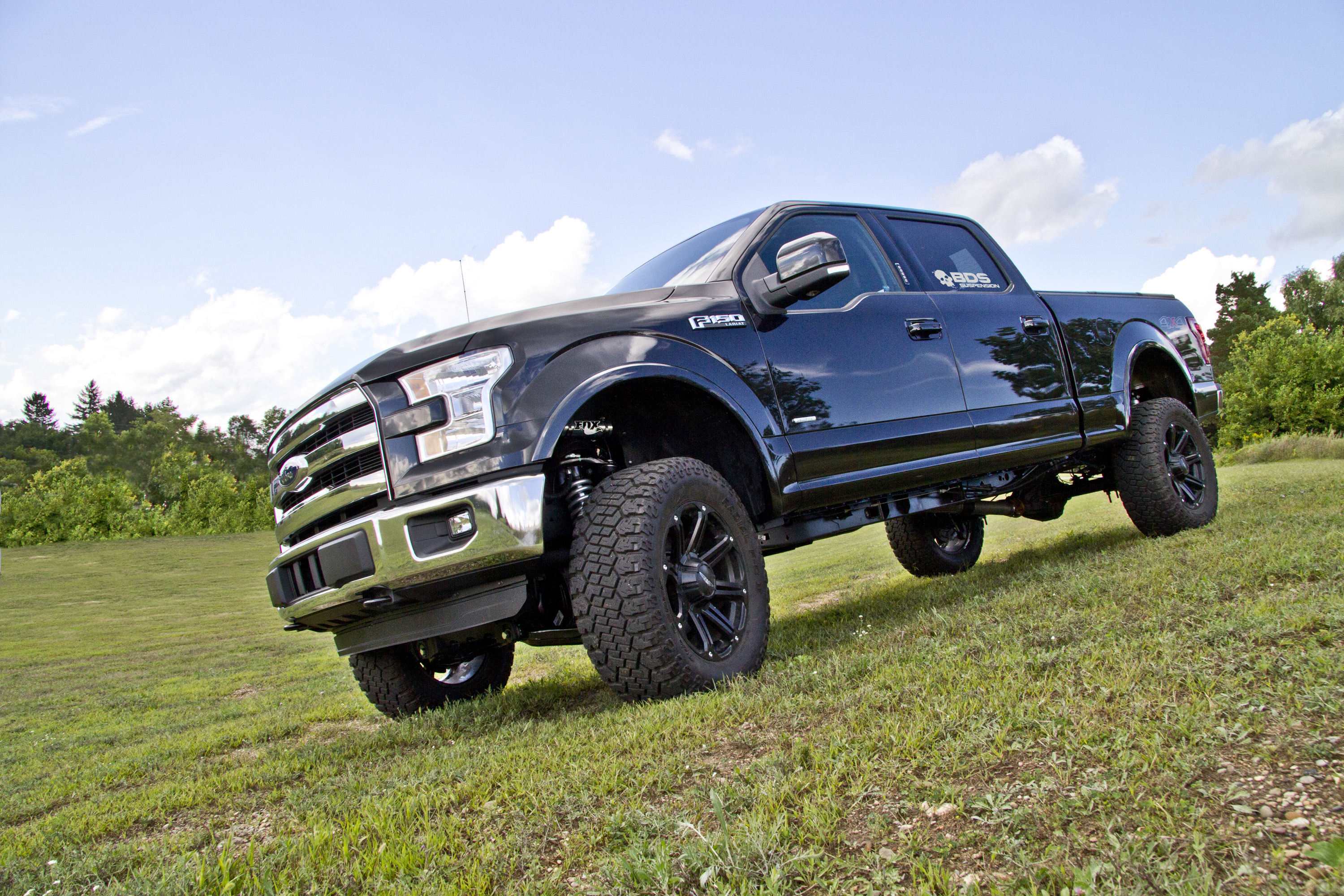 BDS' full Line of 2015 Ford F150 Lift Kits Now Shipping!