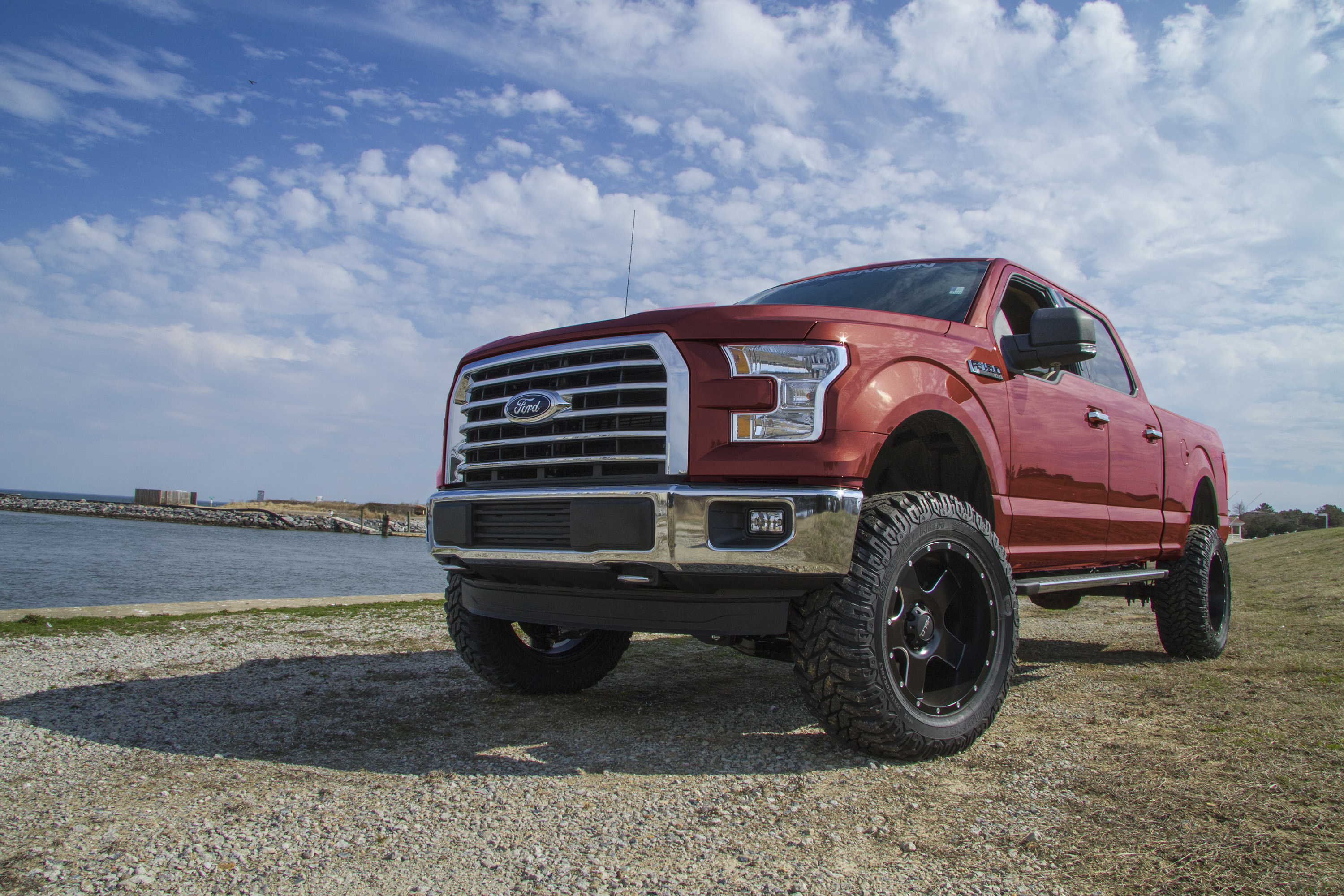 2017 Ford F150 Lifted >> BDS New Product Announcement #272: Ford F150 2WD Lift Kits | BDS