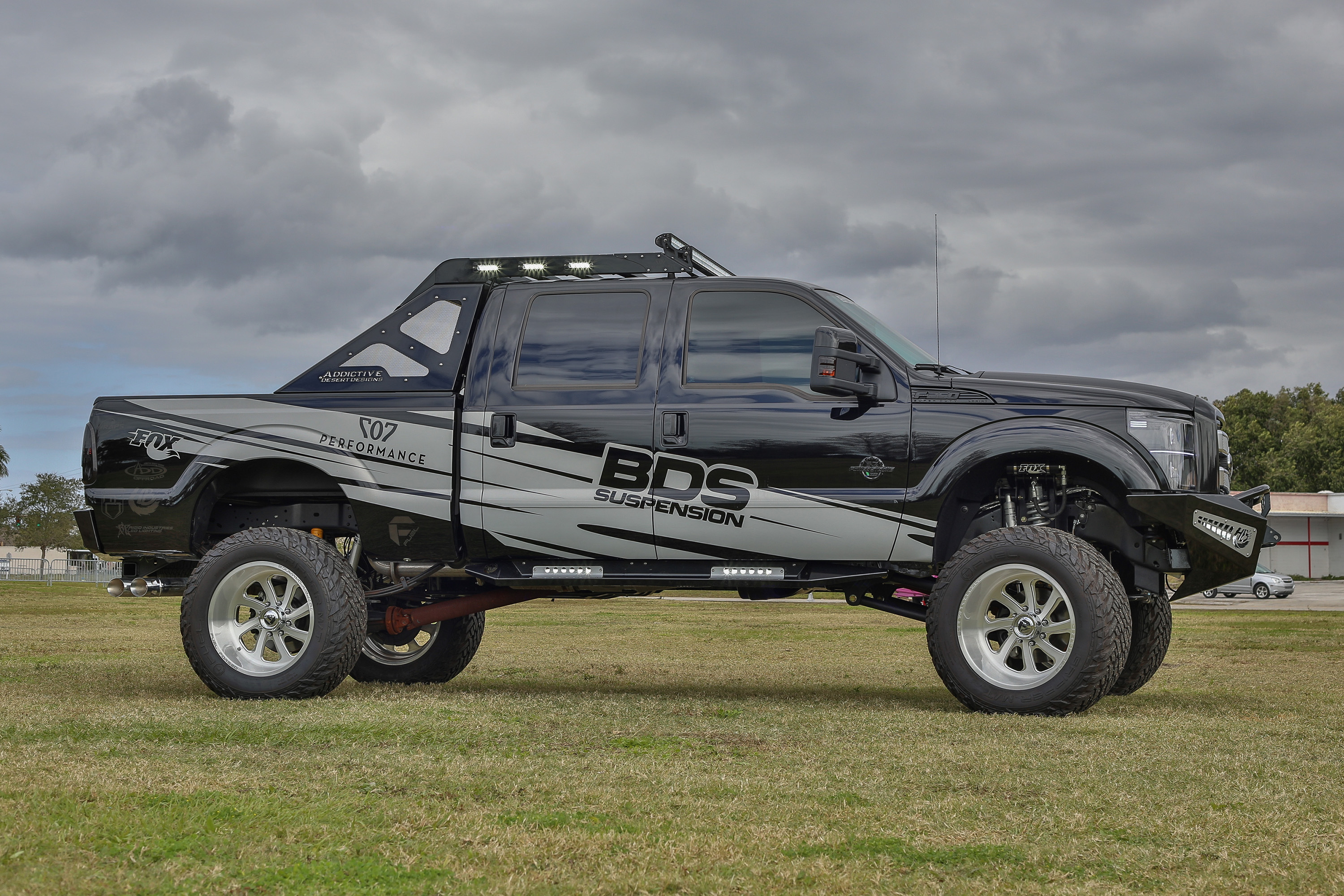 """8"""" Coilover Systems for Ford Super Duty"""