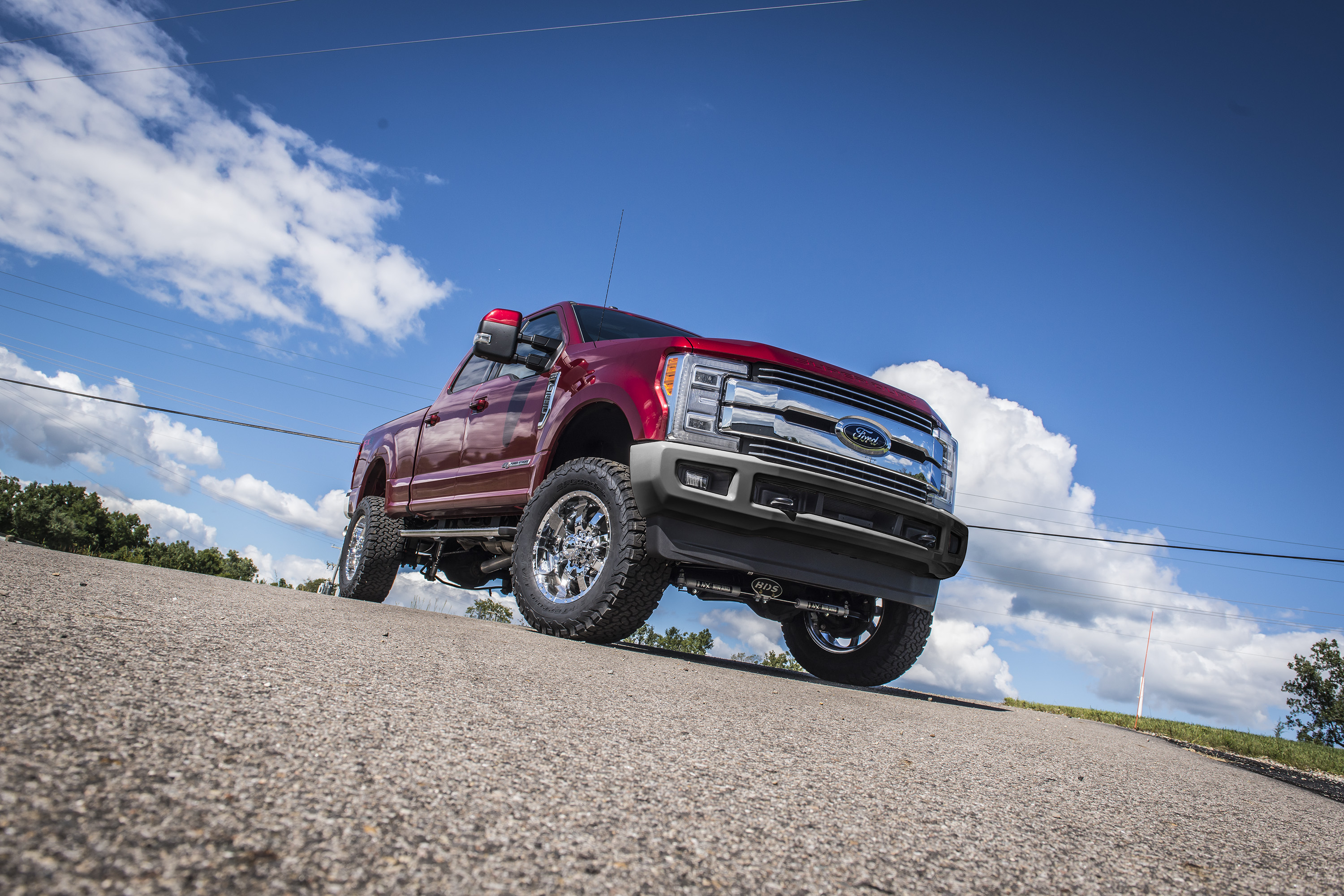 2017 ford super duty 4\