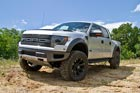 Lifted Ford F150 Raptor