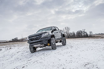 "Colorado ZR2 w/ BDS 4"" Lift Kit"