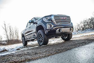 "GMC Denali 1500 with BDS 6"" Lift Kit"
