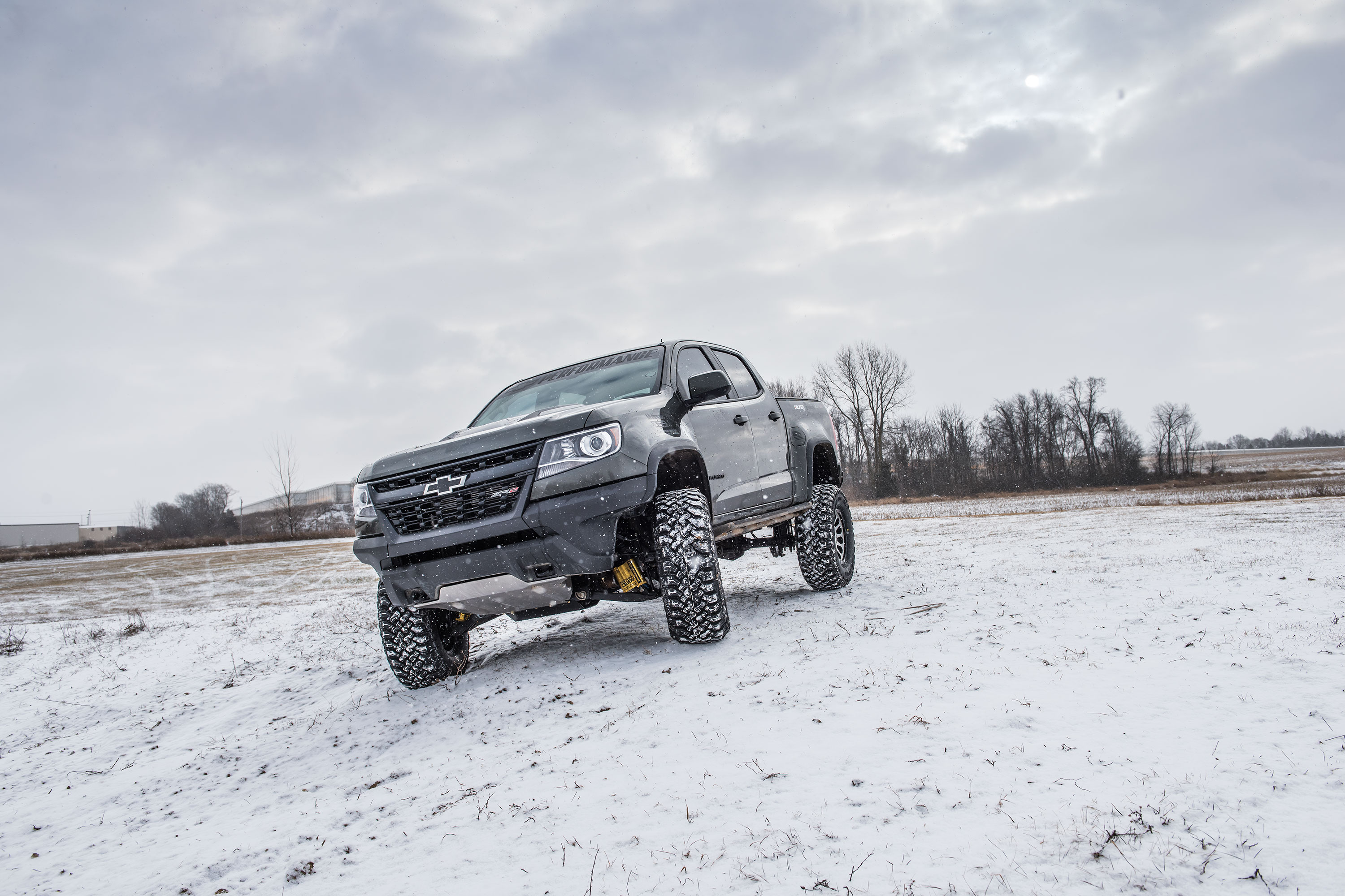 4 Lift Kit Chevy Colorado Zr2 Complete System