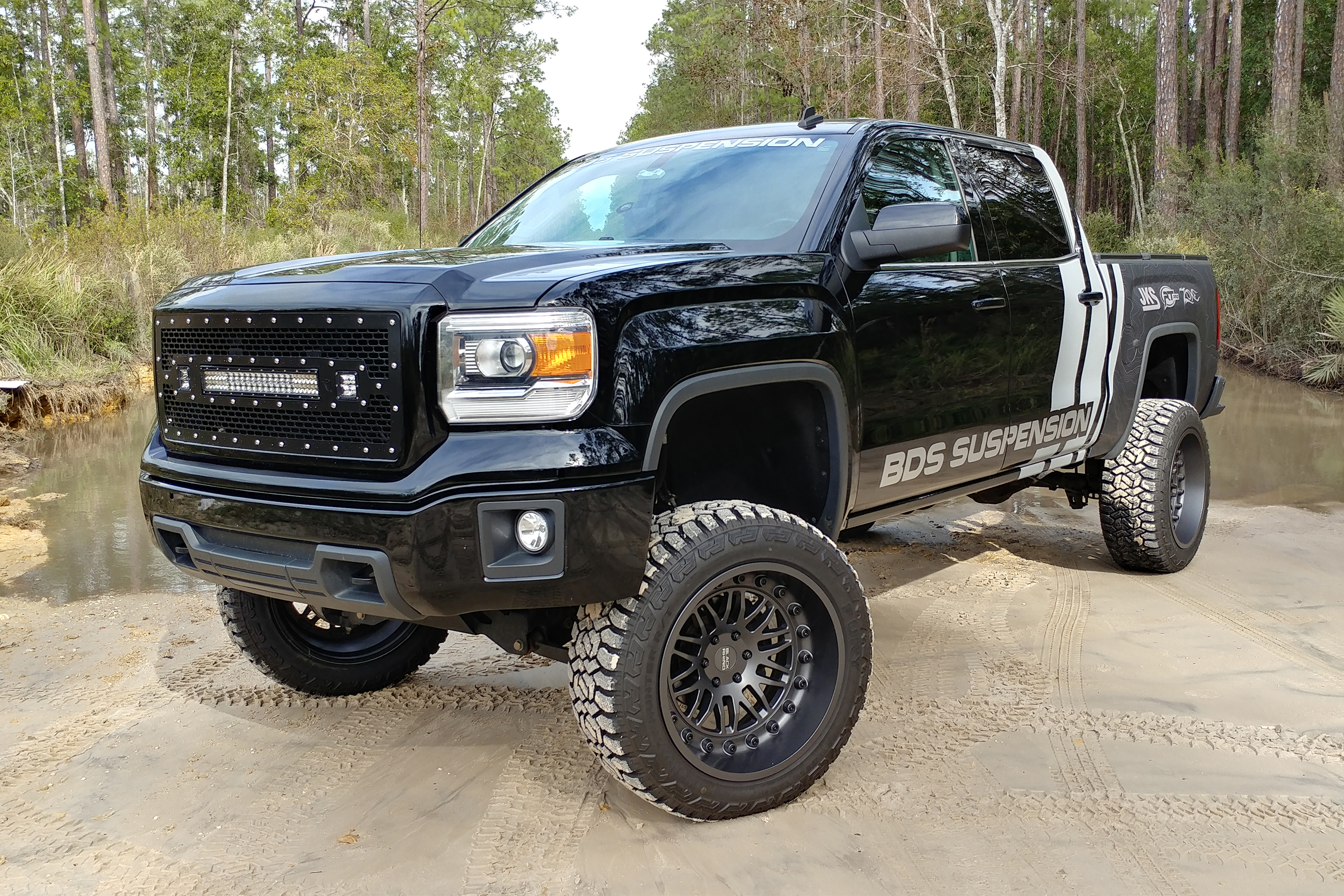 "2019 Chevy 1500 w/ BDS 6"" Lift Kit"