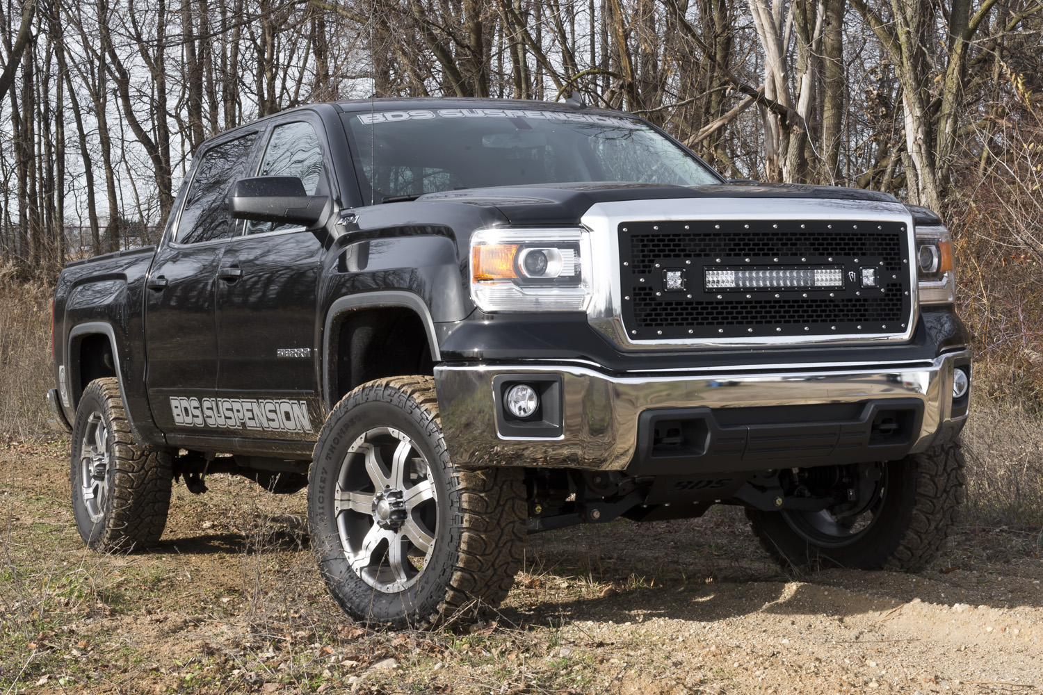 Press Release 152 2014 Chevy Gmc 1500 4 Quot High Clearance