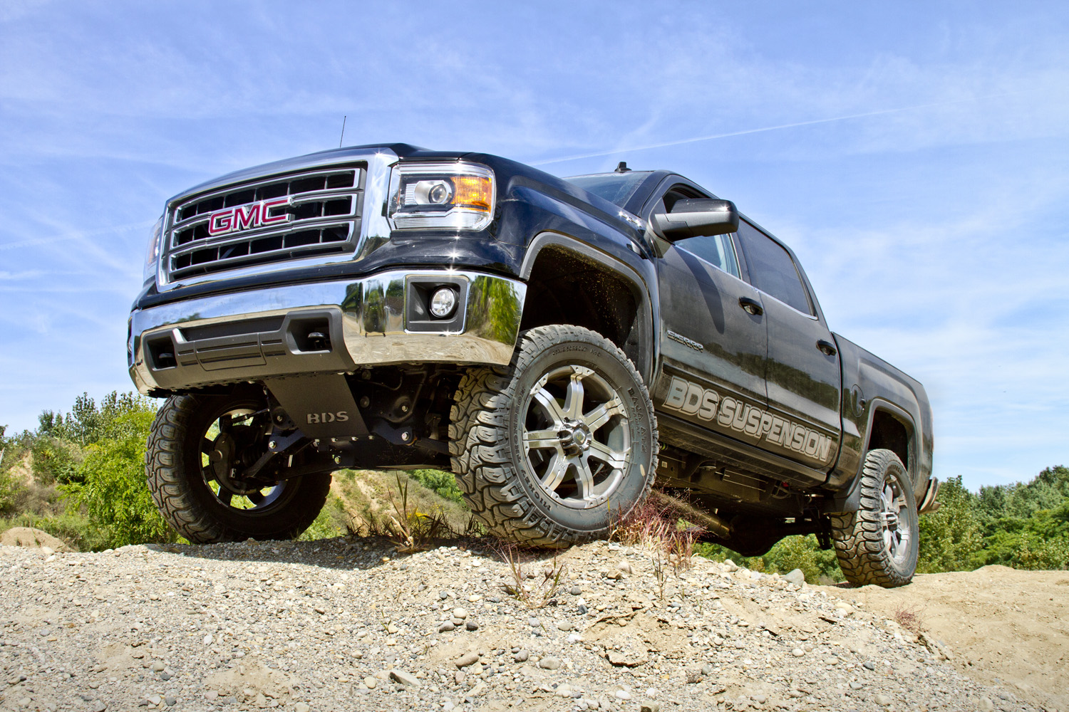 """Release #149: 2014 Chevy/GMC 1500 6"""" High Clearance Lift Kits 