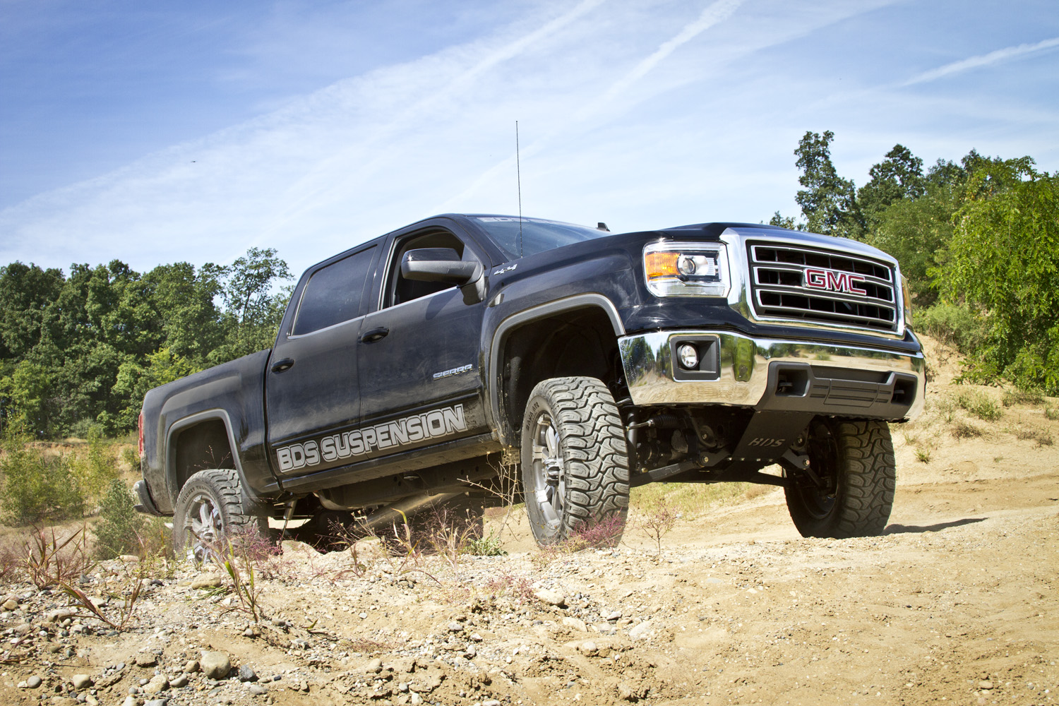 """Press Release #149: 2014 Chevy/GMC 1500 6"""" High Clearance Lift Kits ..."""