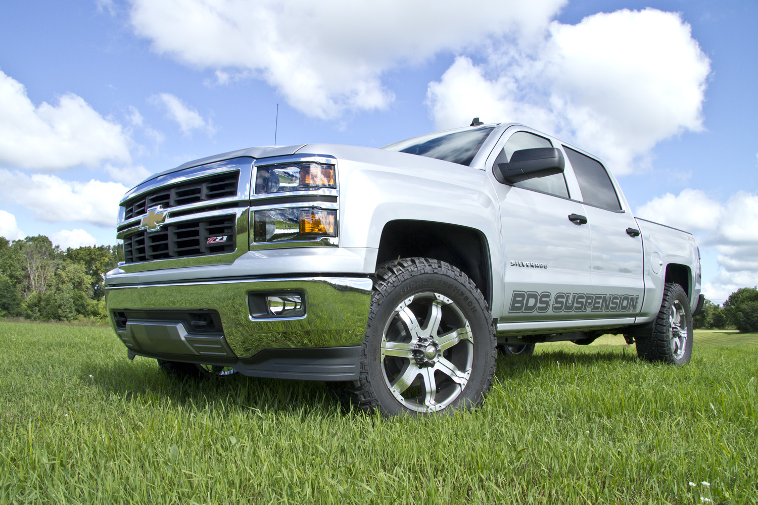 All Chevy 98 chevy lift kit : Press Release #145: 2014 Chevy/GMC 1500 Leveling Kit | BDS