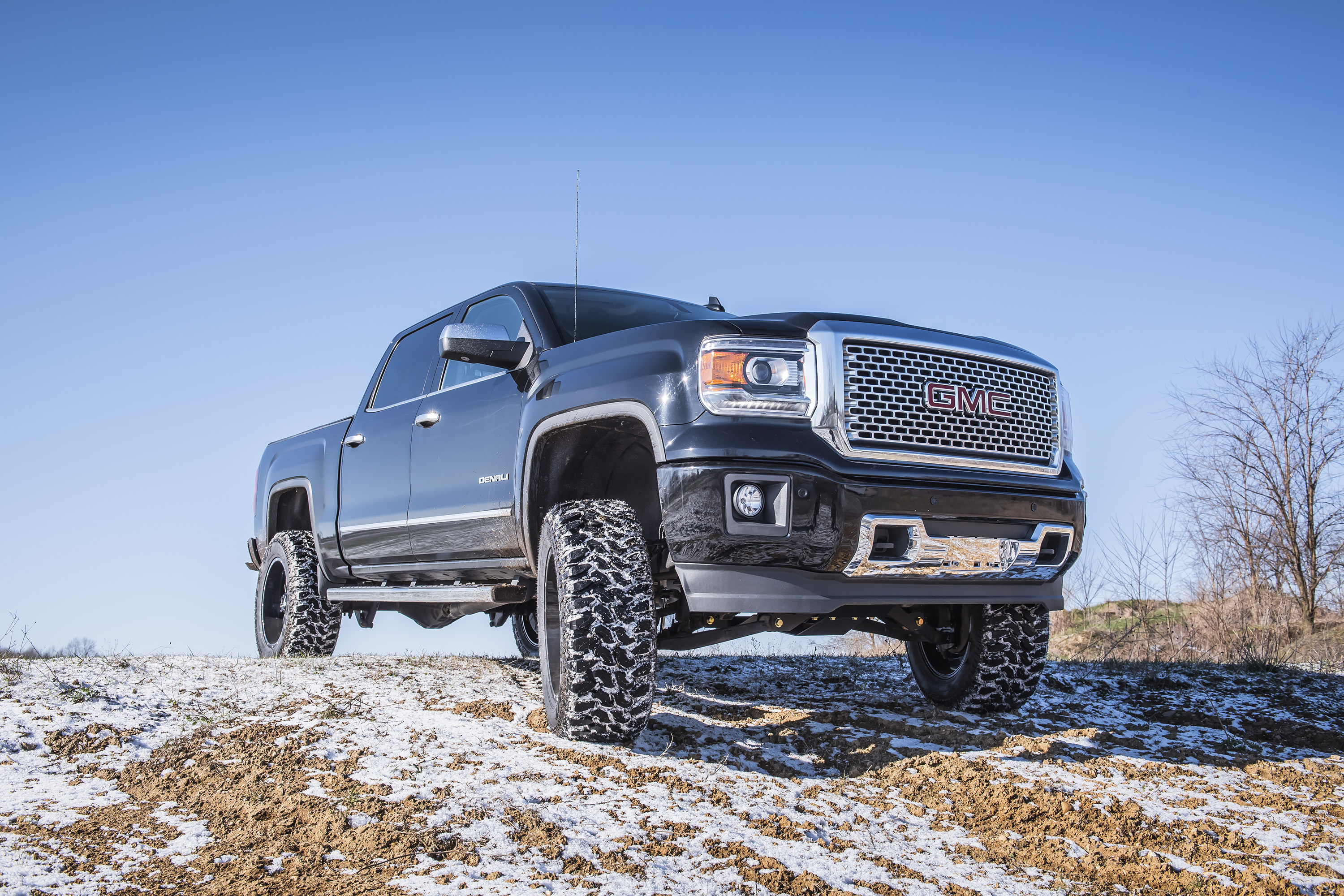 Magneride GMC Lift Kits by BDS Suspension