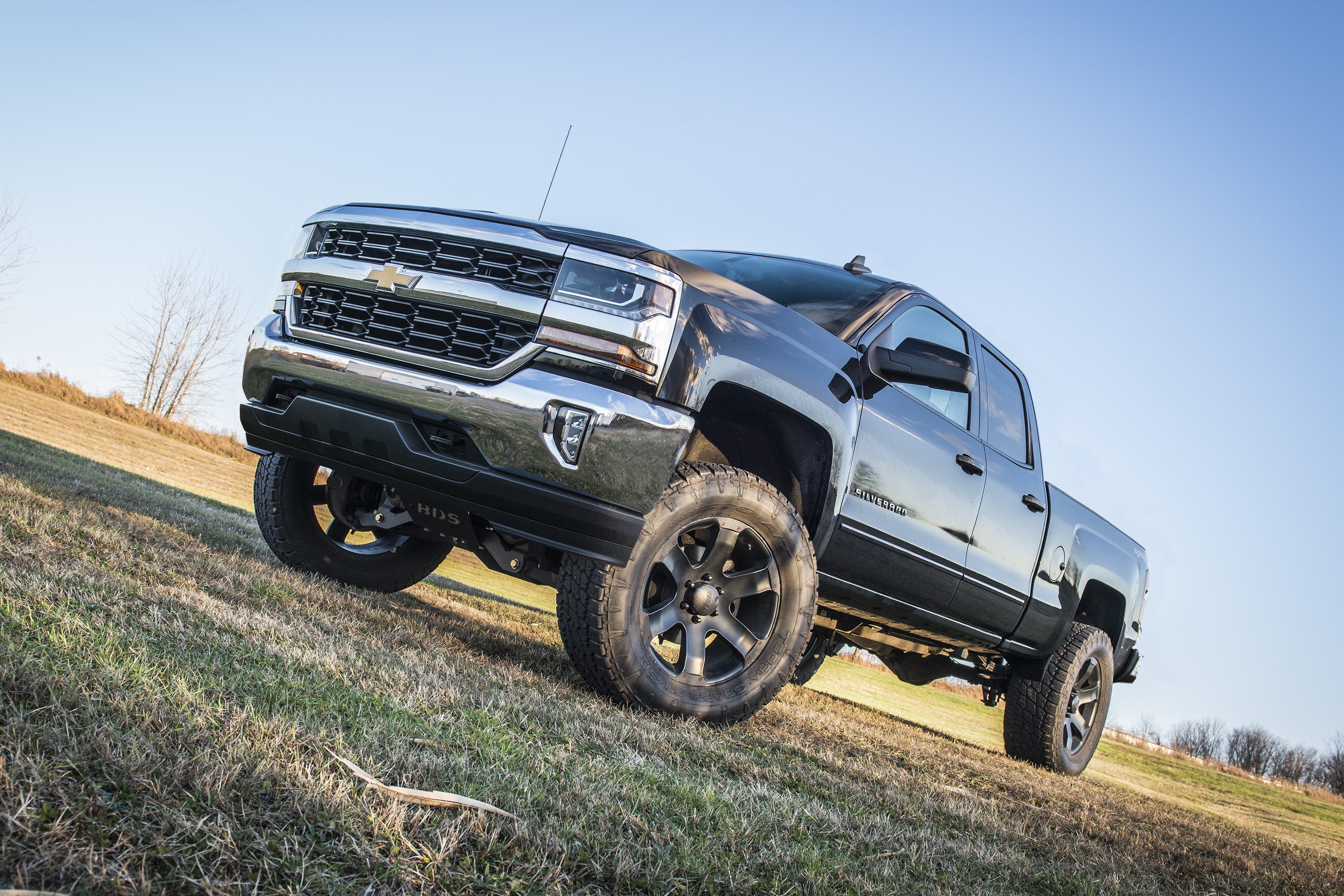 2019 Chevy Silverado Info Pictures Specs Wiki  GM