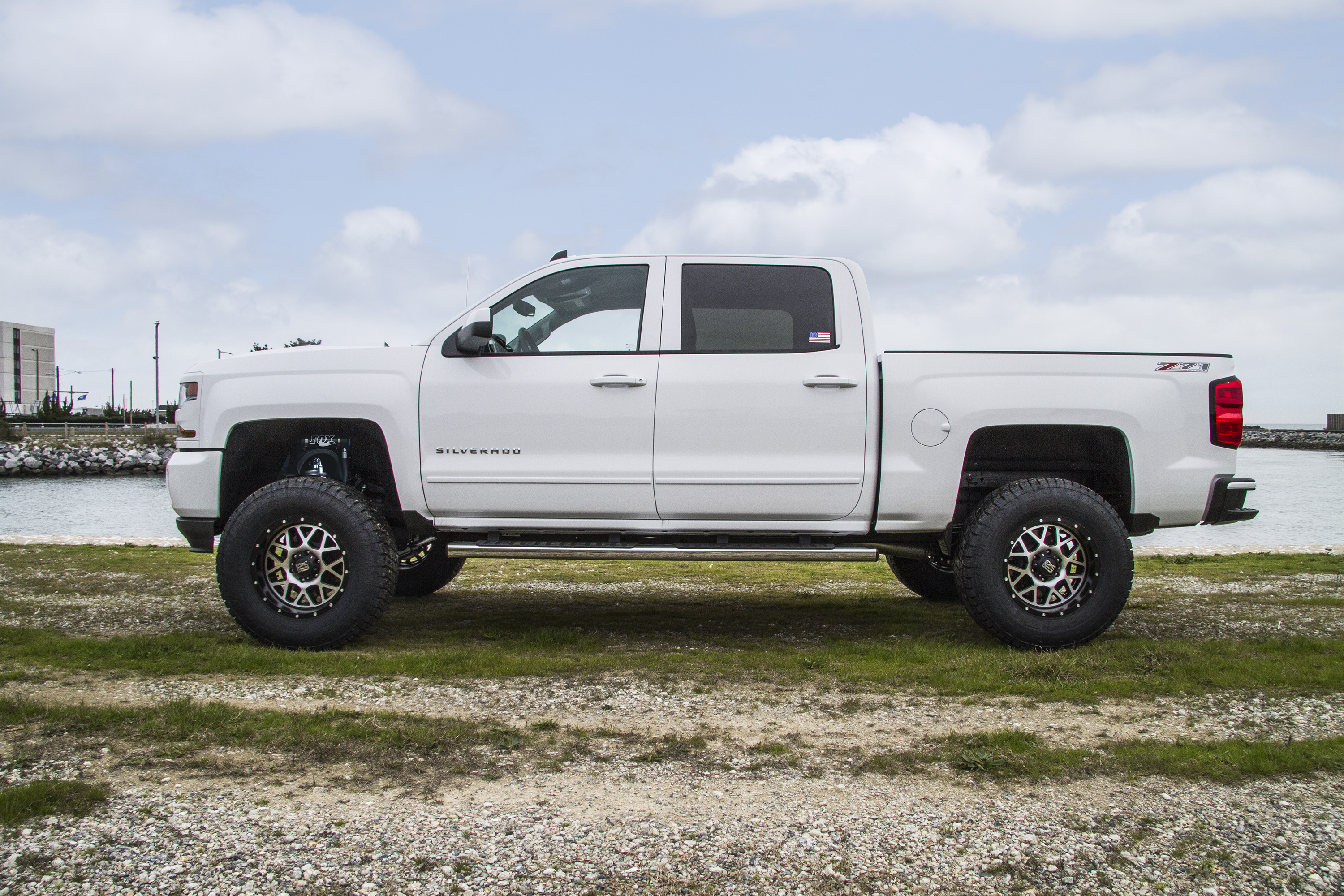 2016 chevy 1500 with dsc coilover suspension system