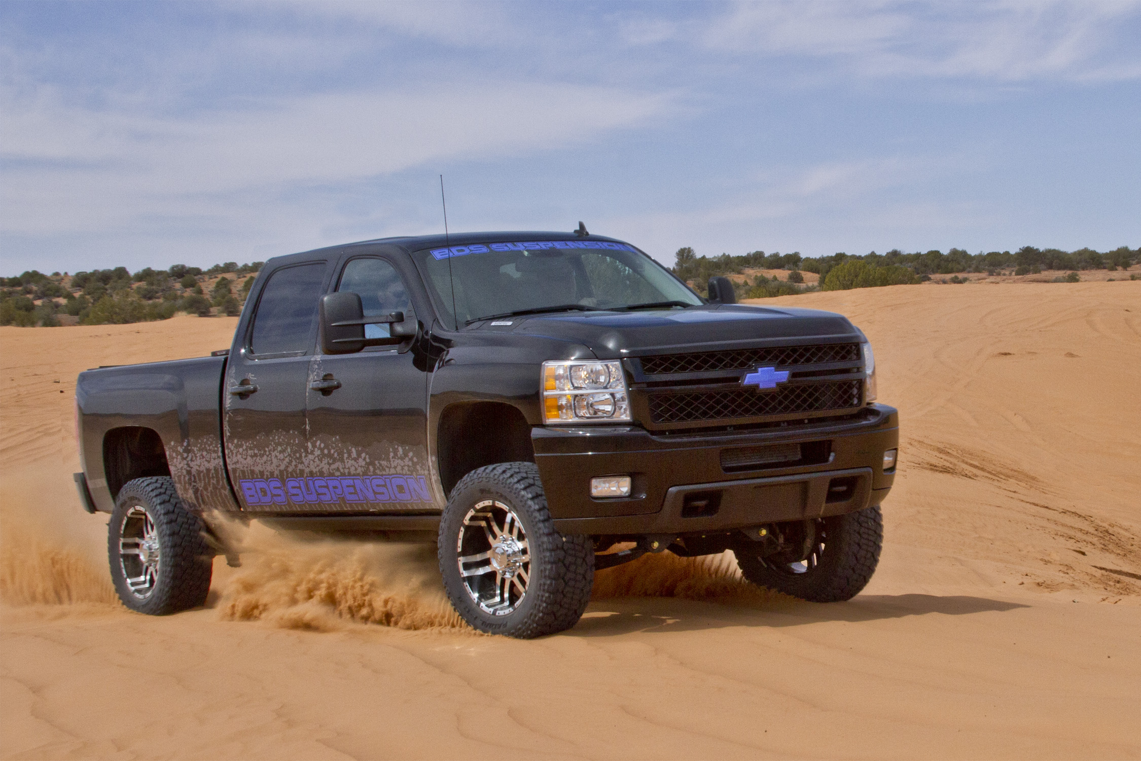 Enjoyable 2011 15 Chevy Gmc 2500Hd 4 5 Lift Kit By Bds Suspension Wiring Database Obenzyuccorg
