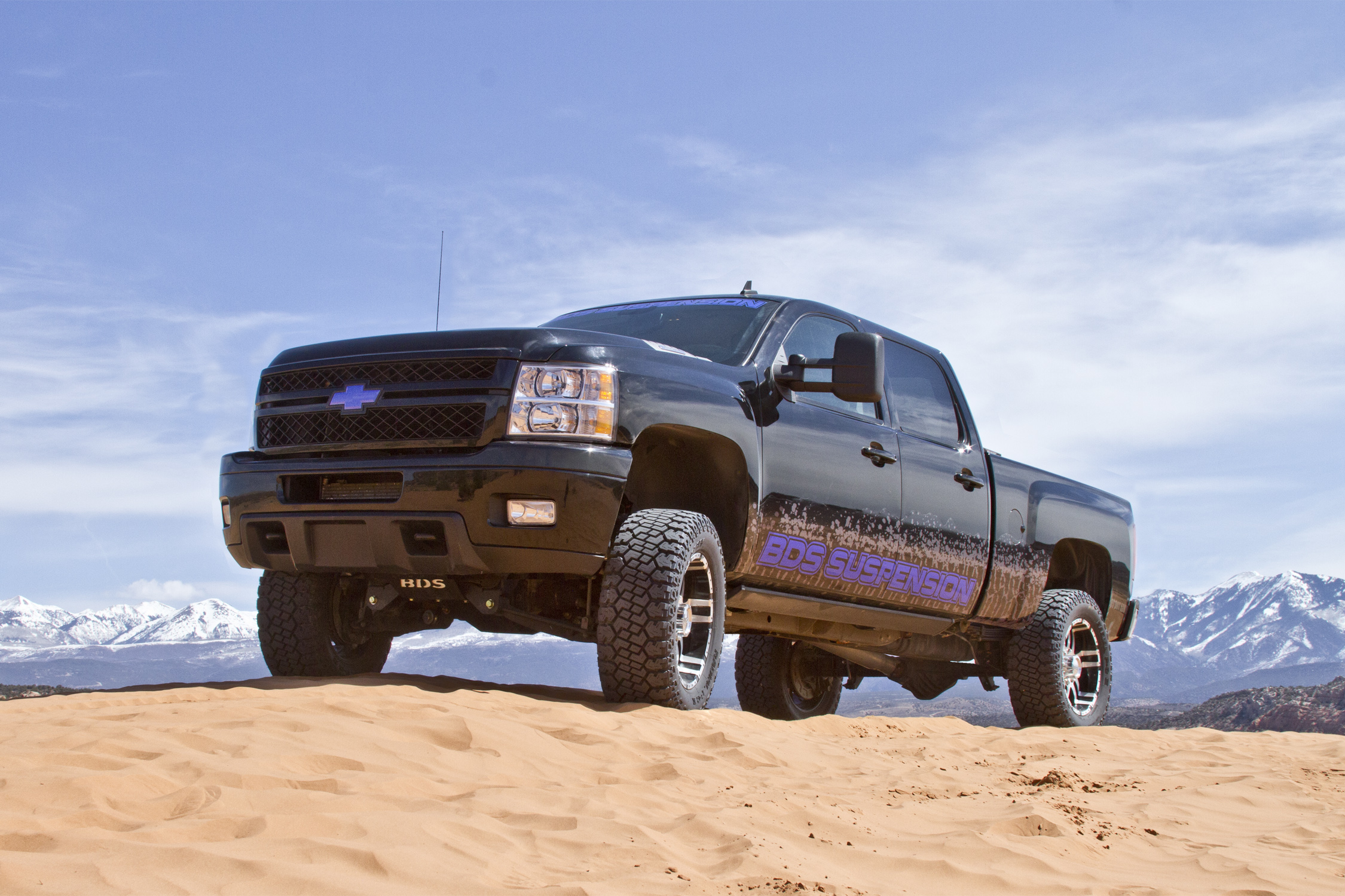 Fabulous 2011 15 Chevy Gmc 2500Hd 4 5 Lift Kit By Bds Suspension Wiring Database Obenzyuccorg