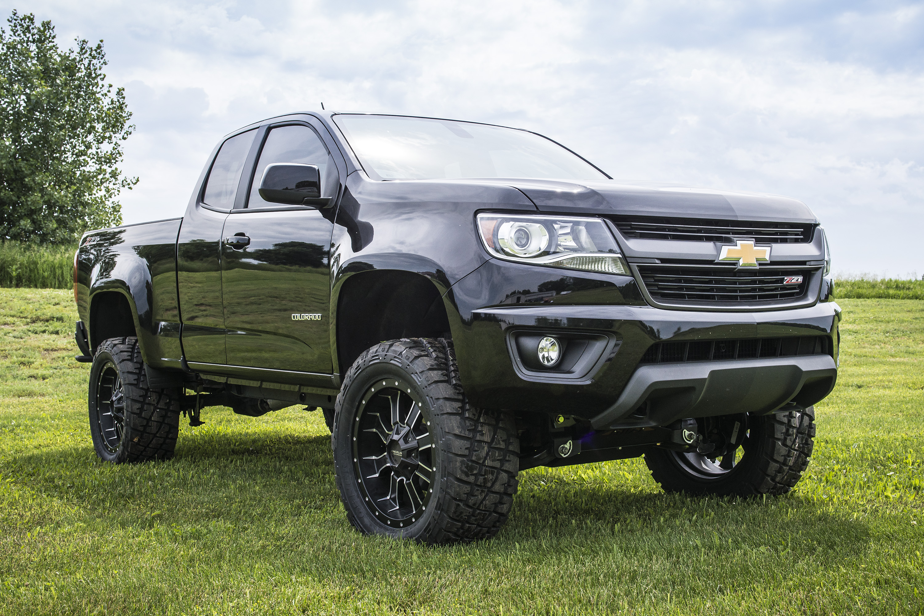 New Product Announcement 221 2016 Colorado Canyon Lift Kits
